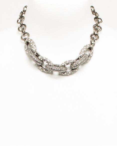 Le Chateau Chain Necklace, $35.00