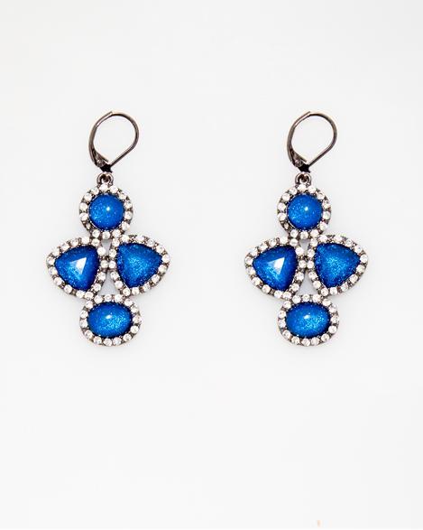 Le Chateau, Gemstone Earrings, $15