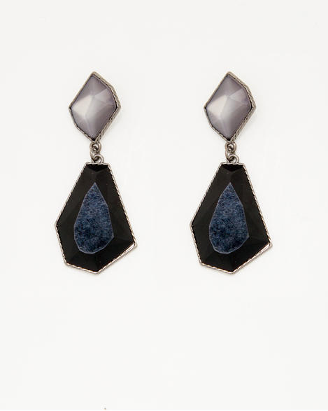 Le Chateau Stone Earring, $15