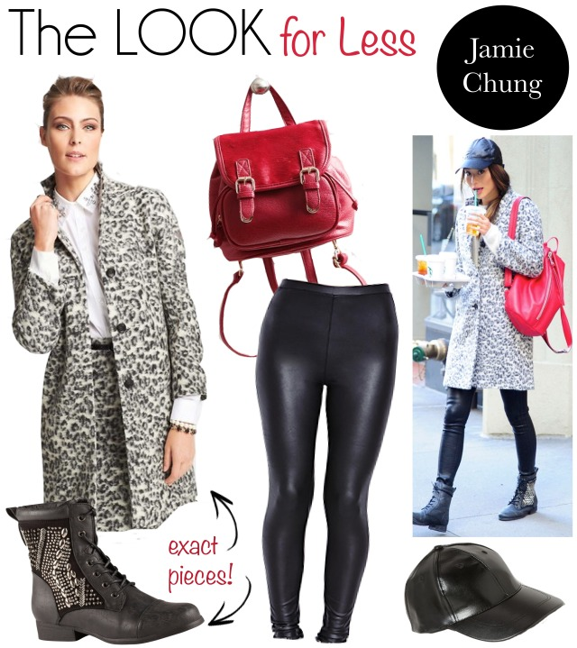 The Look for Less- Jamie Chung