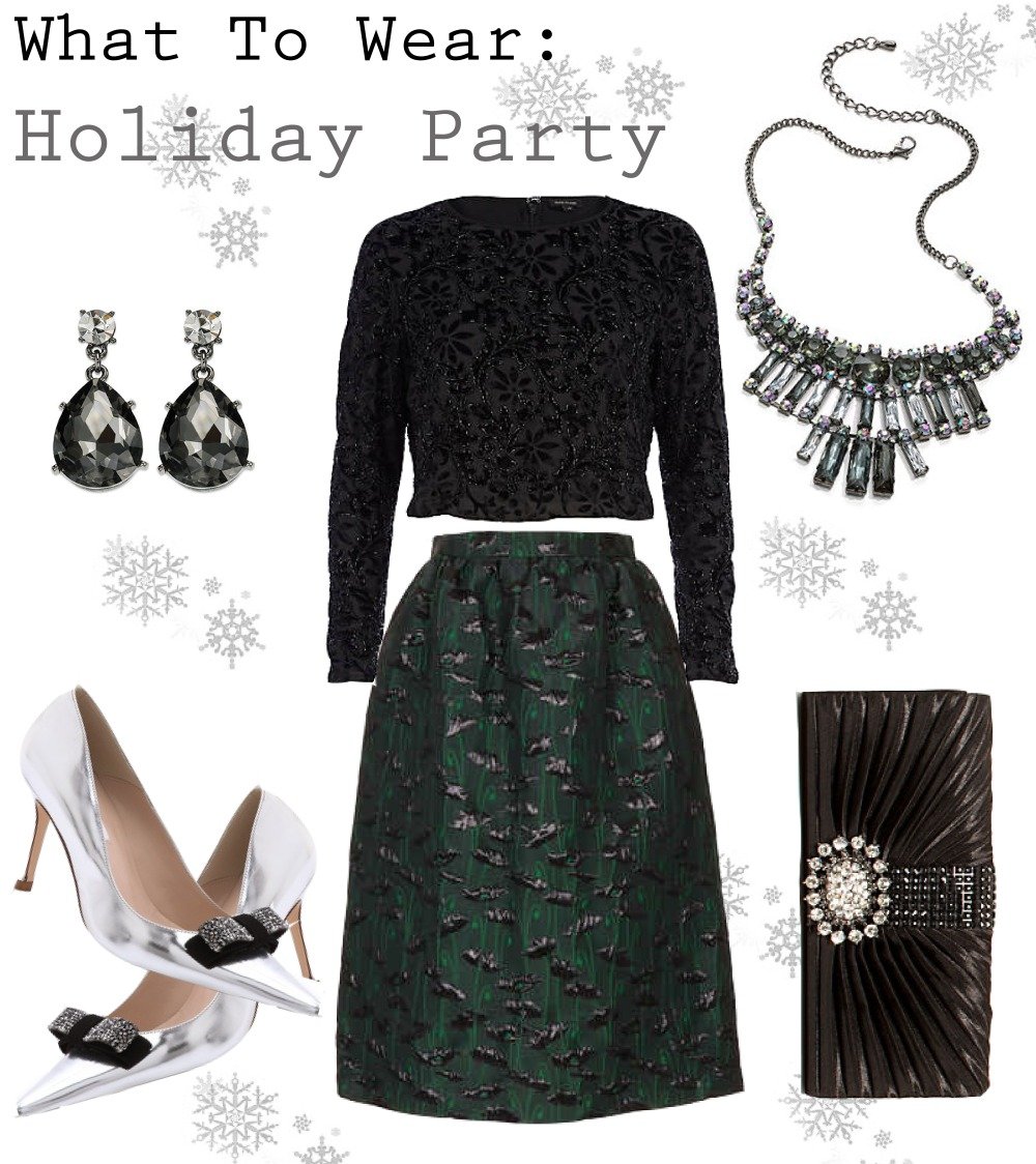 What to Wear- holiday Party