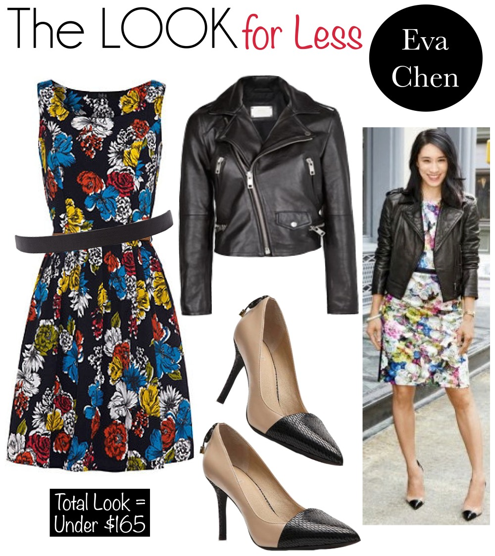 The Look for Less- Eva Chen