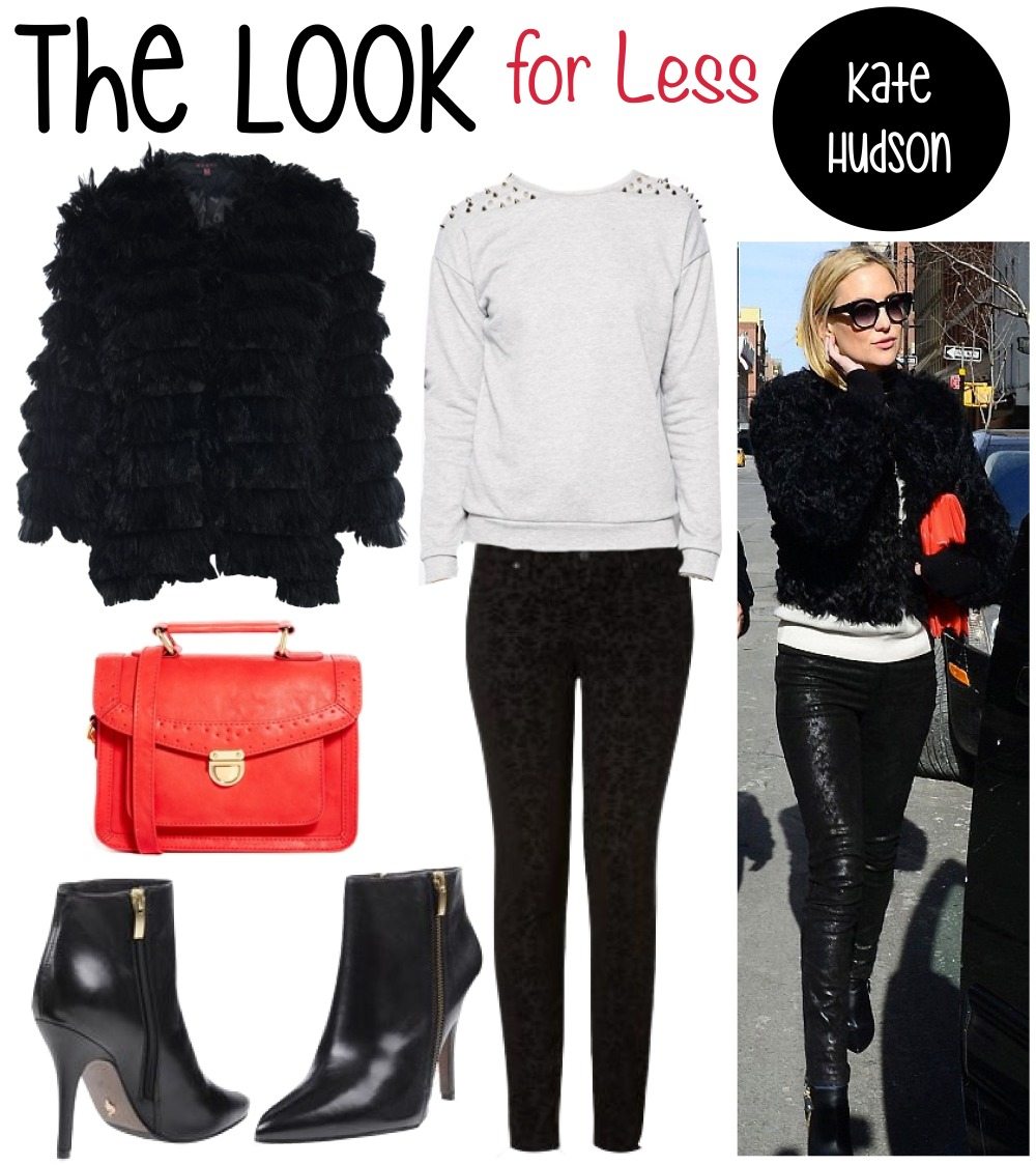 The Look for Less- Kate Hudson