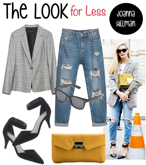 The Look for Less- Joanna Hillman