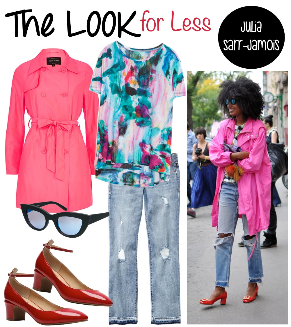 The Look for Less- Julia Sarr-Jamois