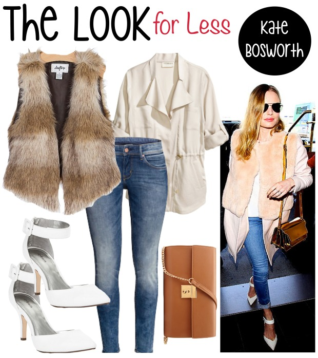 The Look for Less-Kate Bosworth