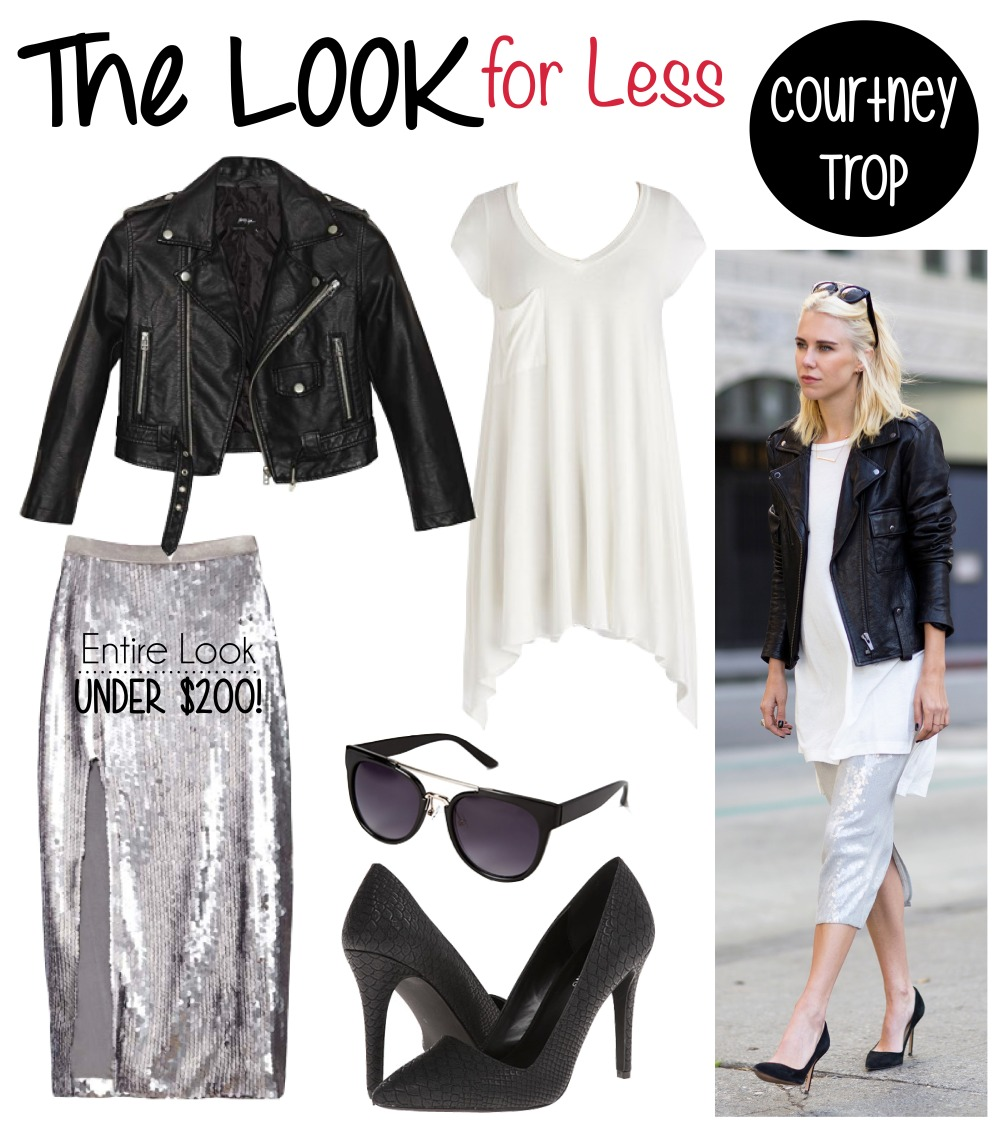 The Look for Less-Courtney Trop