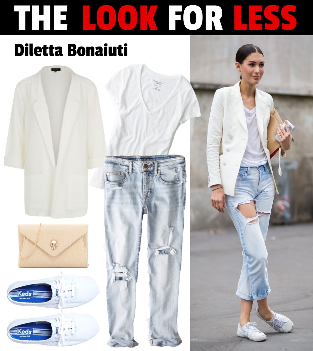 The Look for Less-Diletta Bonaiuti